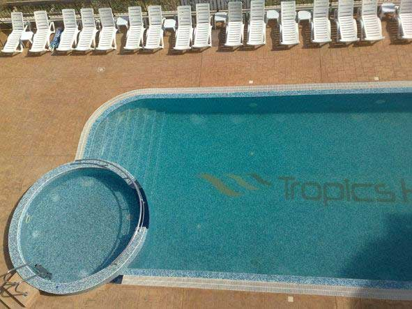 Tropics Hotel  Outdoor Swimming Pool